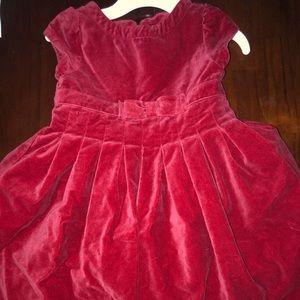 Gymboree Christmas dress